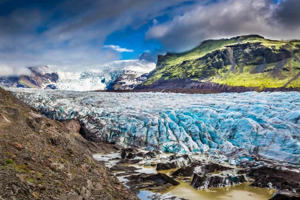 Vatnajokull Iceland National Park