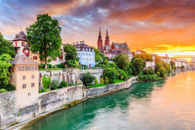Top 10 of the prettiest river journeys in Europe