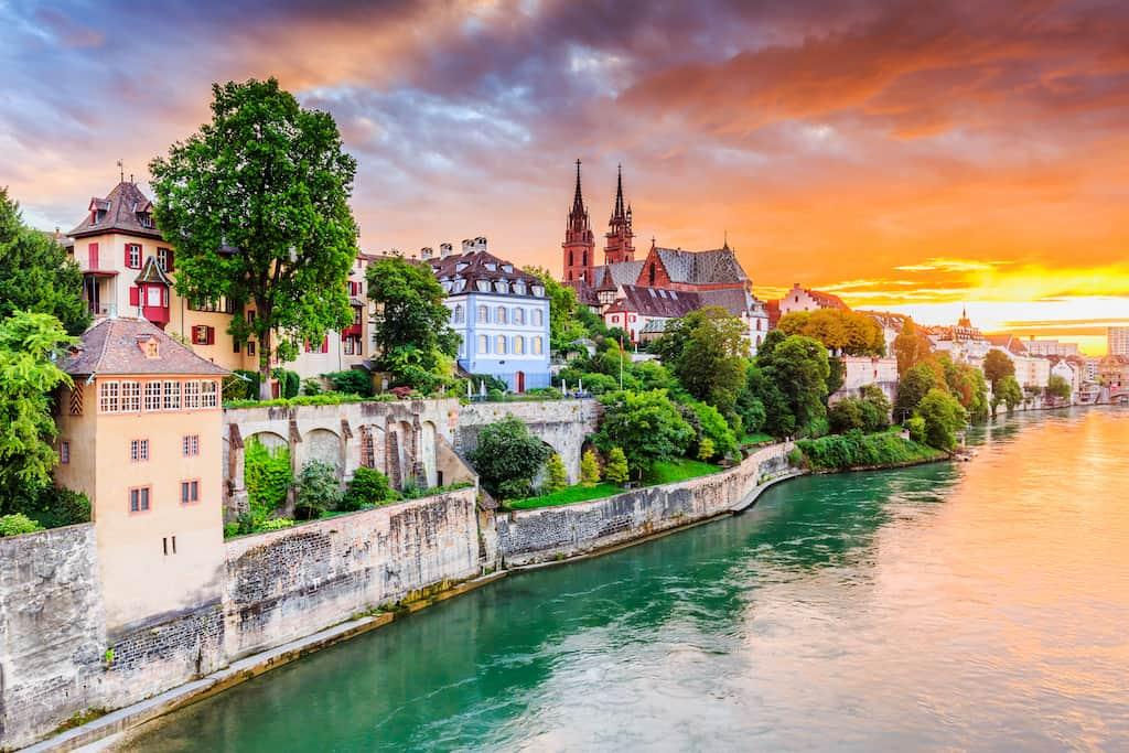 Top 10 of the prettiest river journeys in Europe