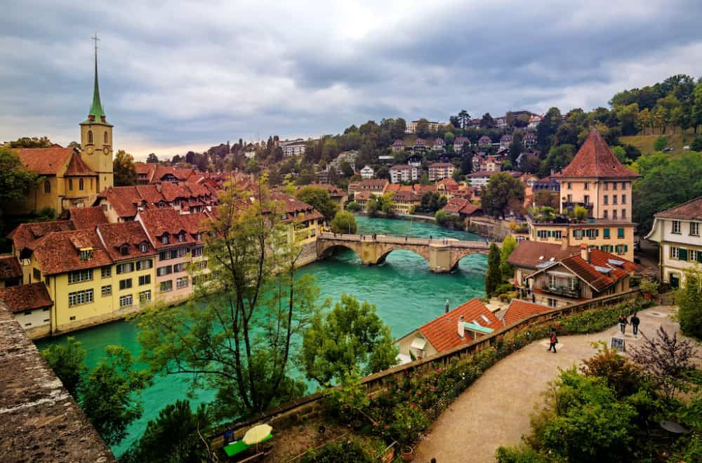 Bern - best places to go in Switzerland