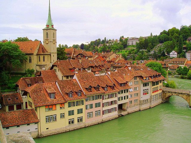 Bern - the most beautiful places to visit in Switzerland