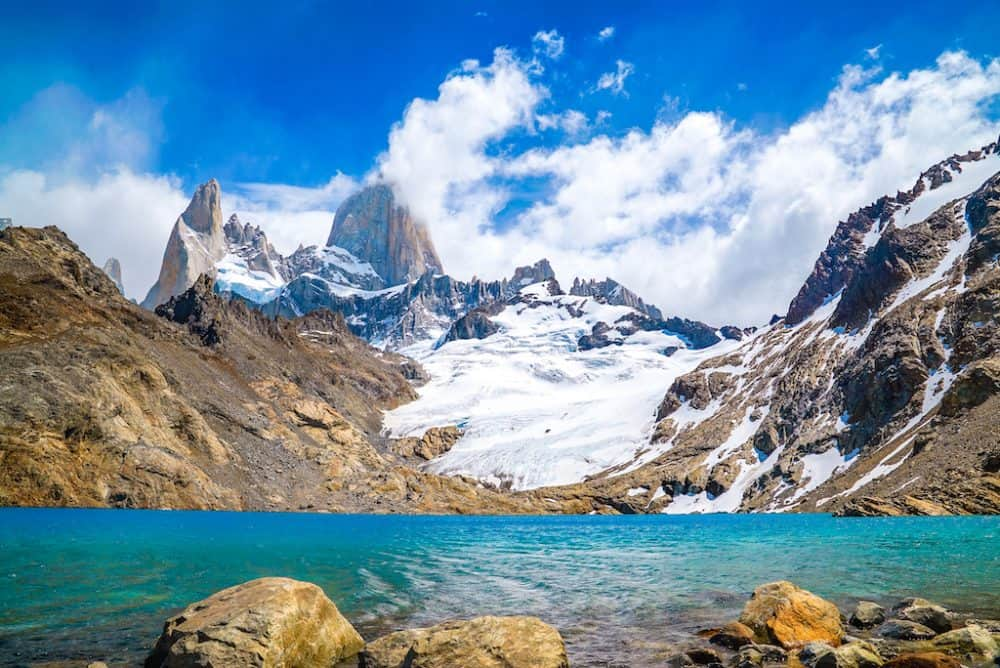 Cerro Fitzroy Patagonia