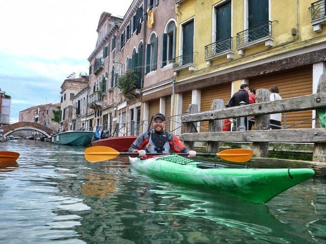 Lee Kayak Venice