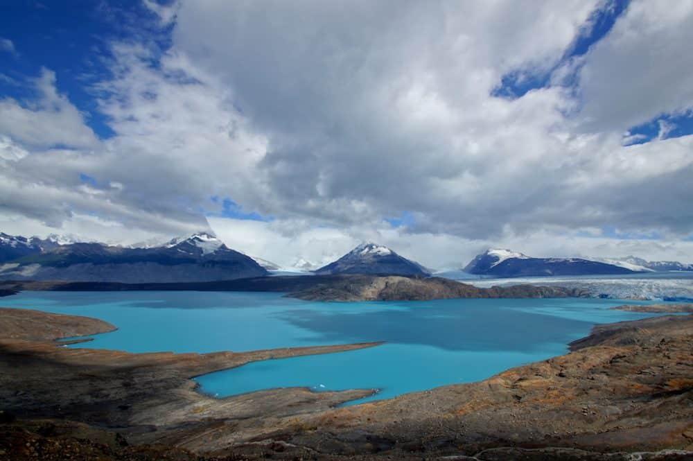 Upsala Glacier Patagonia