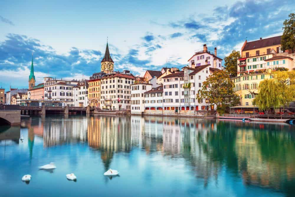 Zurich in Switzerland