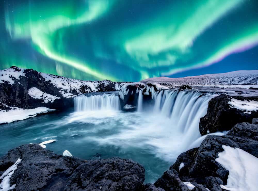 Godafoss - amazing sights in Iceland