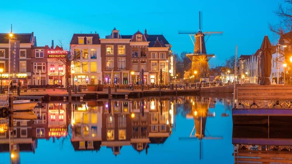 Leiden Netherlands
