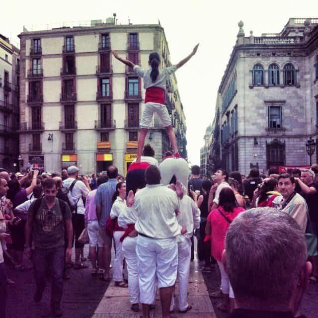 Heading off the beaten track in Barcelona Global Grasshopper