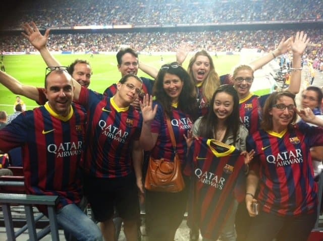 Barcelona Blog Trip