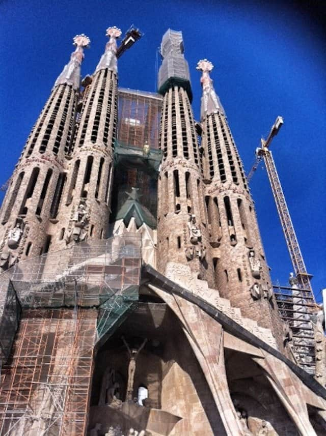 Barcelona blog tip archiecture