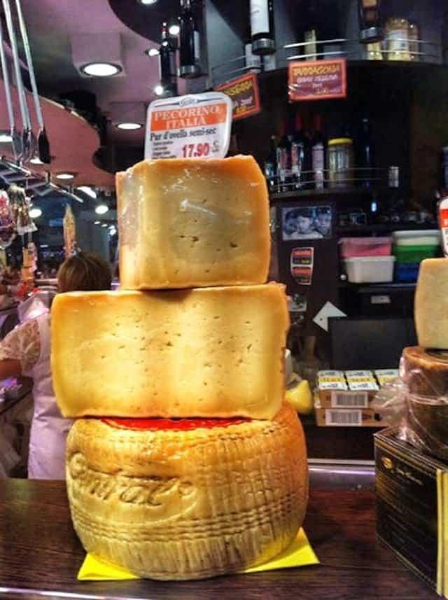 Barcelona cheese