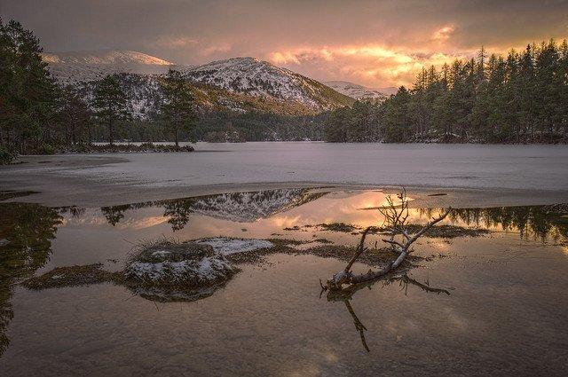 Cairngorms, Scotland on GlobalGrasshopper.com