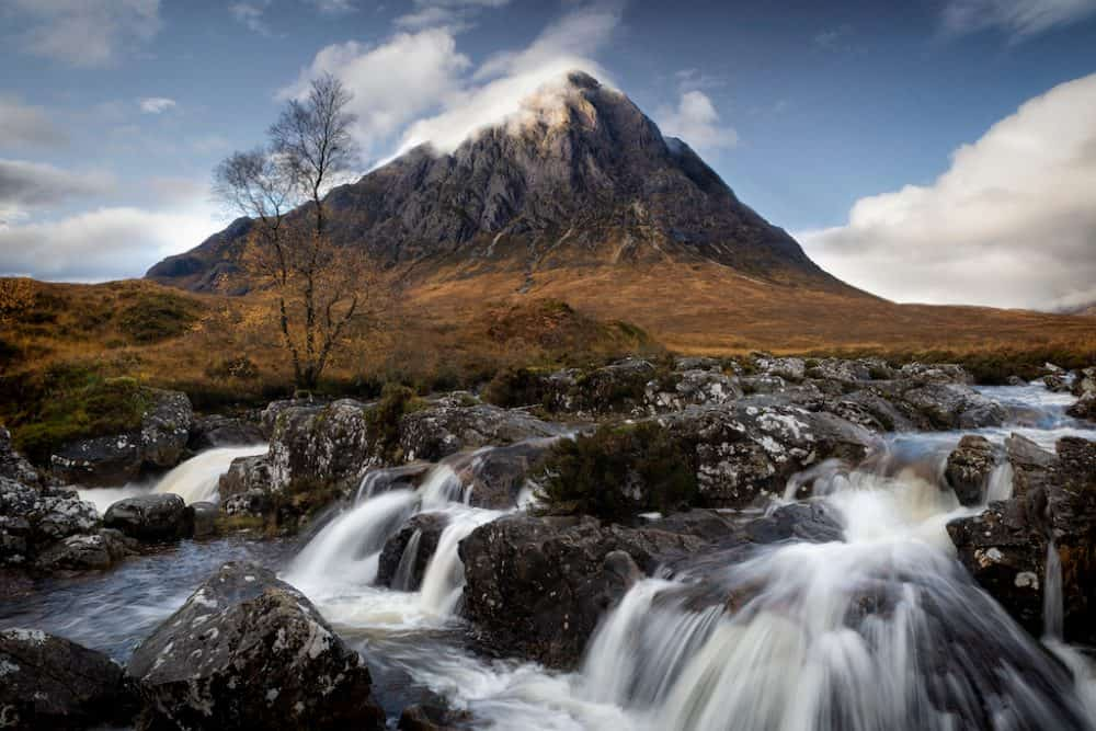 Glencoe - one of the best places to visit in Scotland