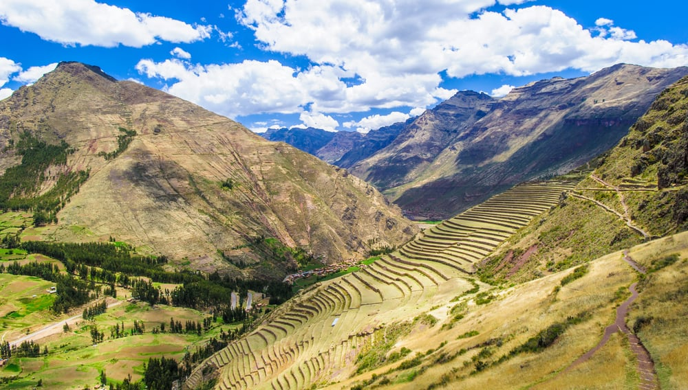 Inca Circular Terraces