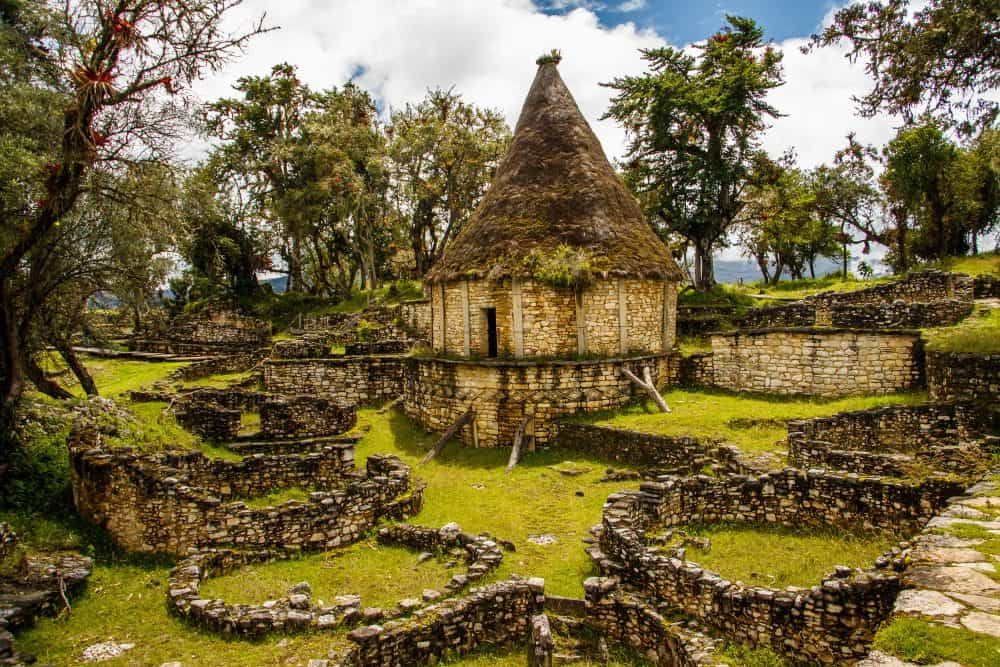 Kuelap - best places to visit in Peru