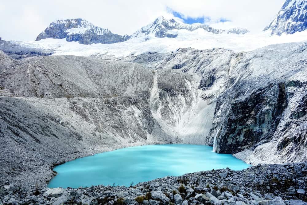Lake 69 Peru