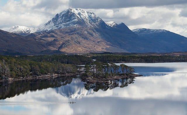 Loch Maree, Scotland on GlobalGrasshopper.com