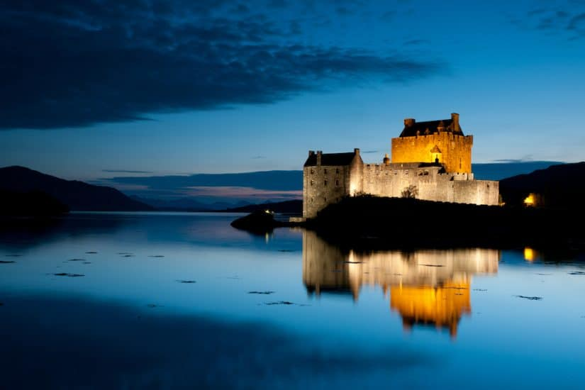 Most beautiful places to visit in Scotland
