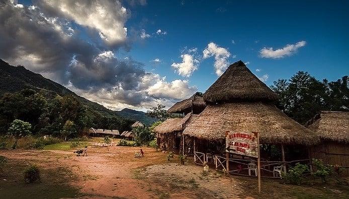 Oxapampa in Peru