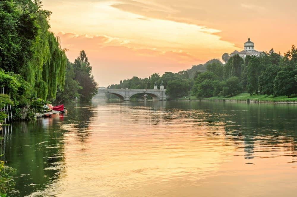 River Po Italy