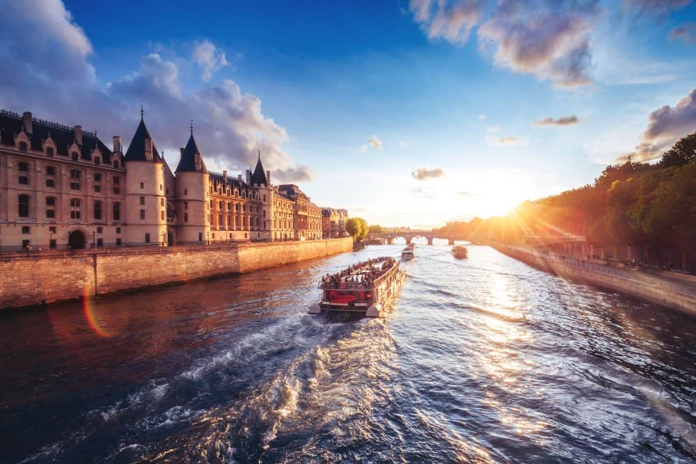 Paris - the world's most beautiful city