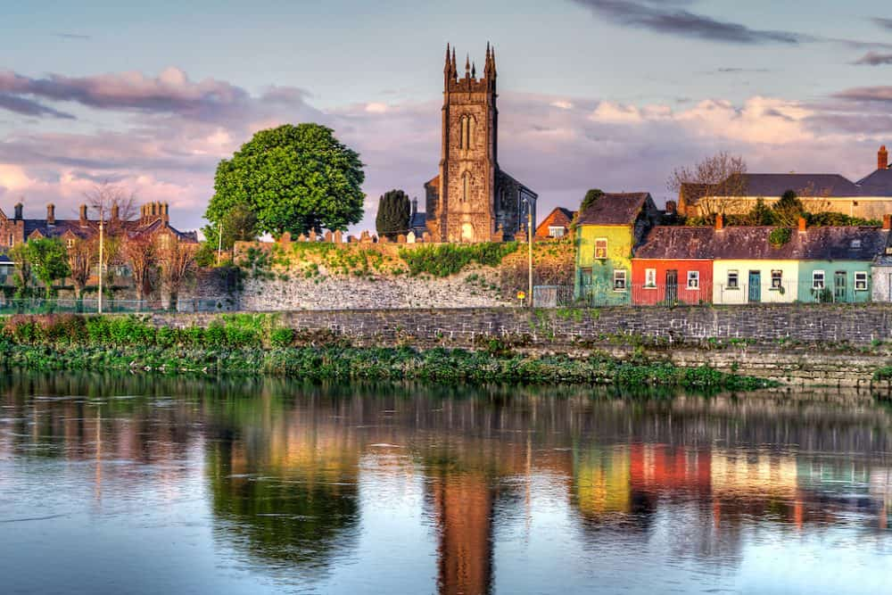 River Shannon - beautiful river journeys Europe