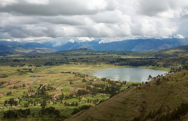 Scared Valley Peru