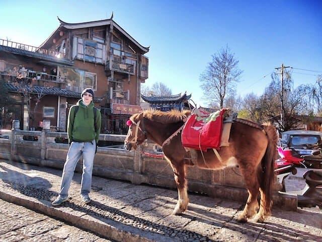 Shuhe Old Town, Yunnan Province