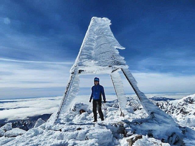 Winter climbing in the Moroccan High Atlas mountains Global Grasshopper