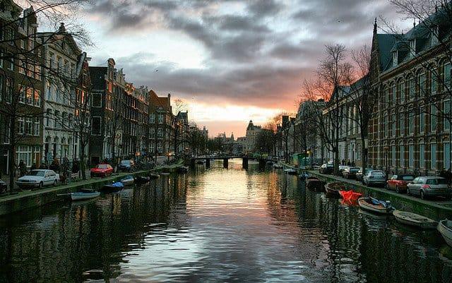 Amsterdam New years eve