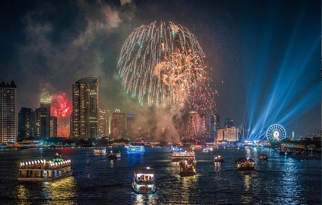Bangkok New Years Eve