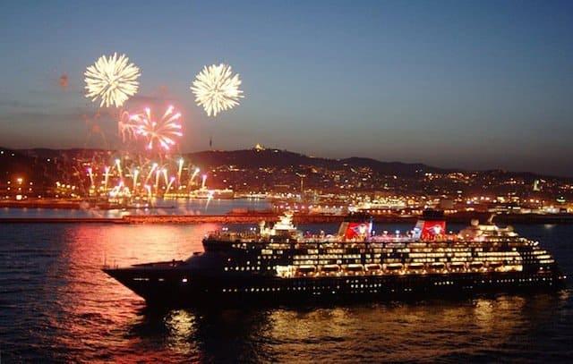 Barcelona New Years Eve