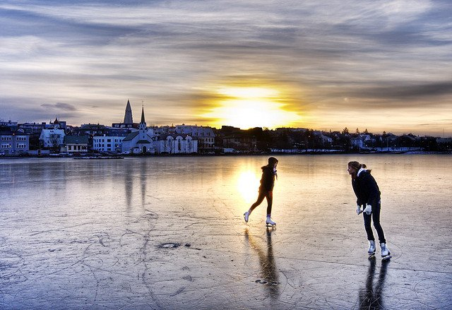 10 of the most beautiful outdoor ice rinks in Europe ...