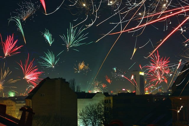 Berlin New Year's Eve