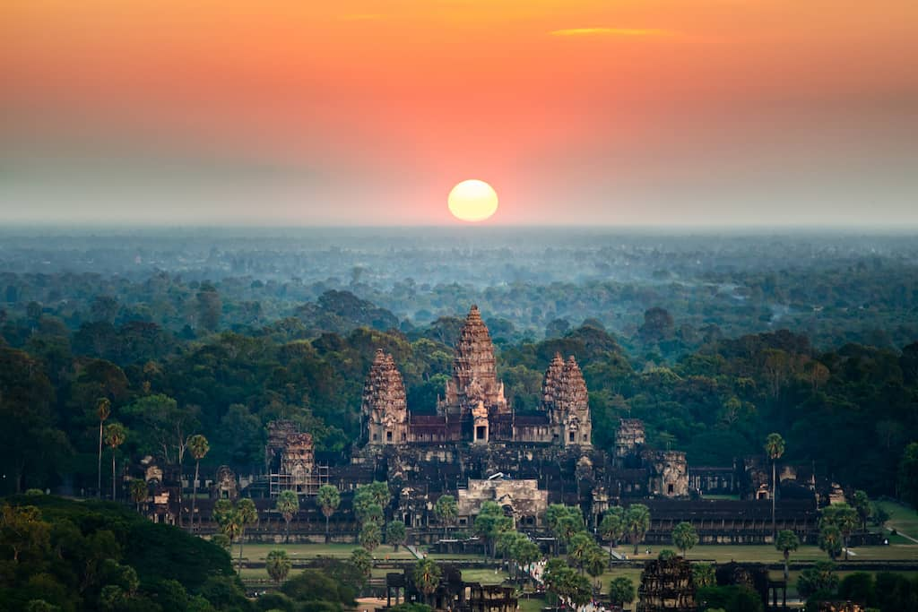 Cambodia backpacking guide