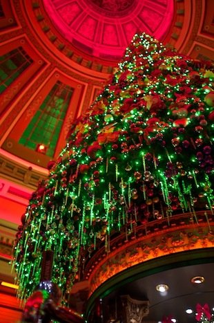 Dome Christmas tree