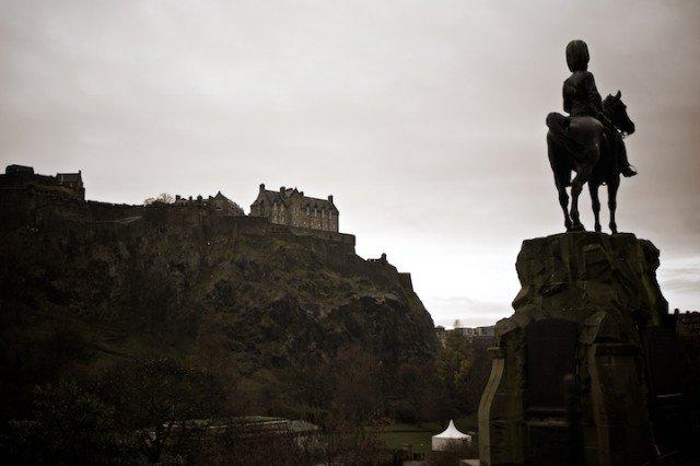 A Christmas weekend in Edinburgh Global Grasshopper