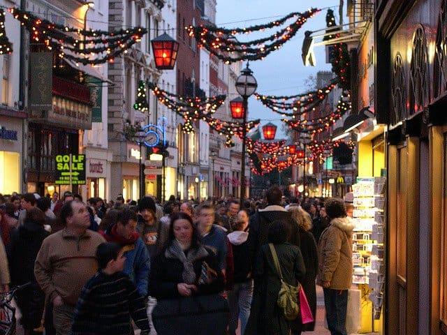 Grafton Street Christmas