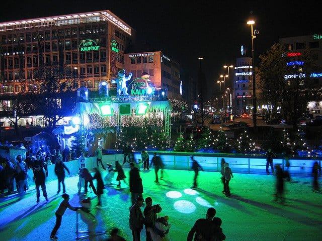 Ice rink Munich
