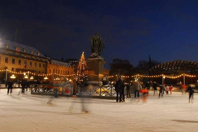 10 of the most beautiful outdoor ice rinks in Europe Global Grasshopper