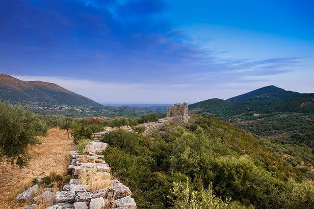 Messini Greece