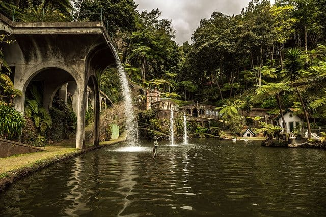 10 of the most beautiful places to visit in madeira for Tropical places to travel