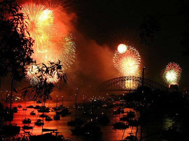 New Years Eve Sydney