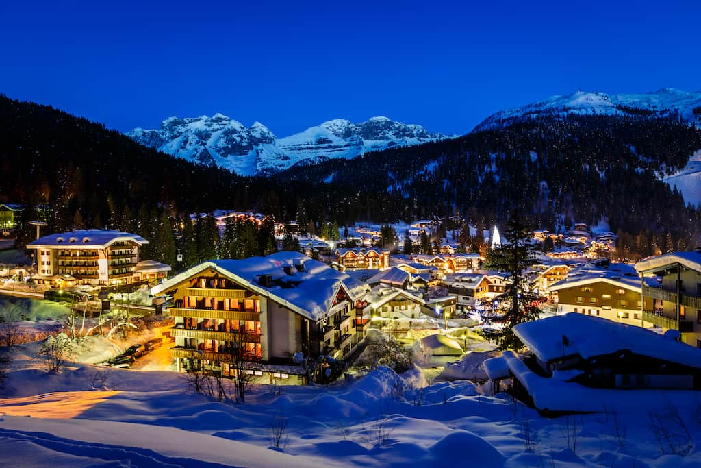Top 10 of the best party ski resorts in Europe