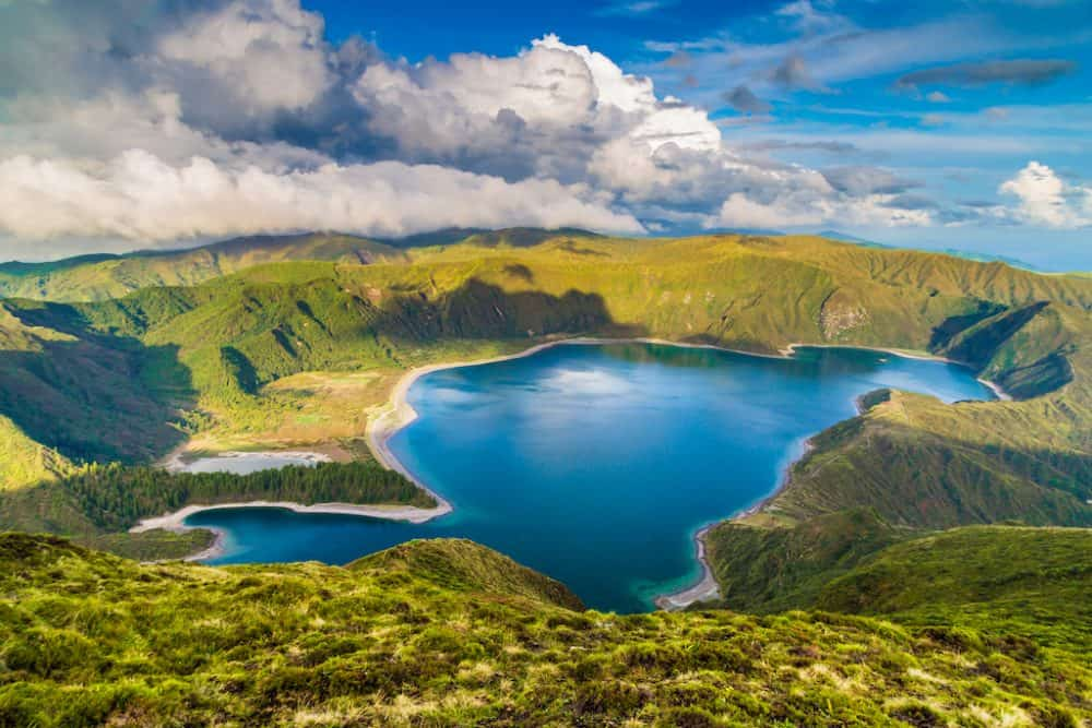 Azores - most beautiful places to visit in Azores