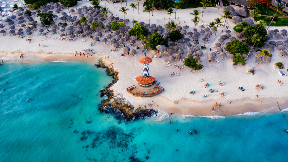 Bayahibe - beauty spots in Dominican Republic