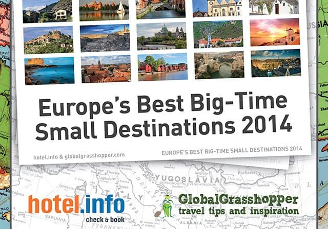 Europe's Best Big-Time Small Destinations 2014 Global Grasshopper