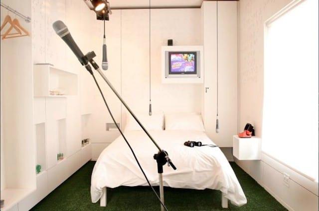Daddy Longlegs Art Hotel Cape Town