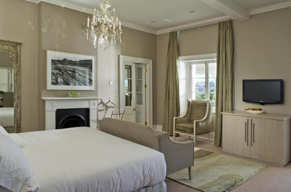 Elegant boutique hotel in Cape Town