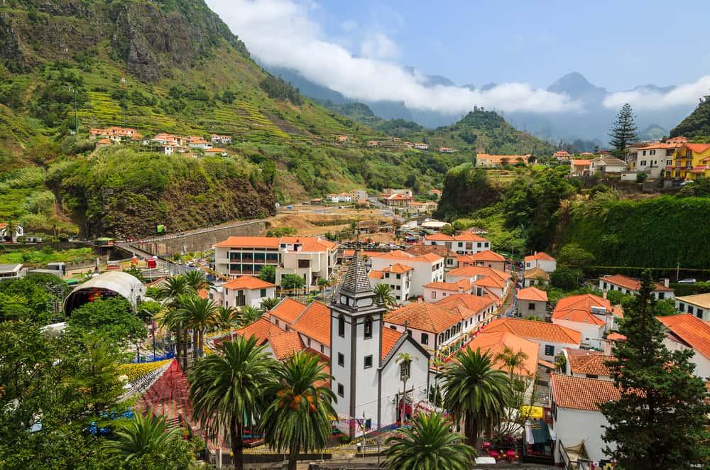 São Vicente Madeira